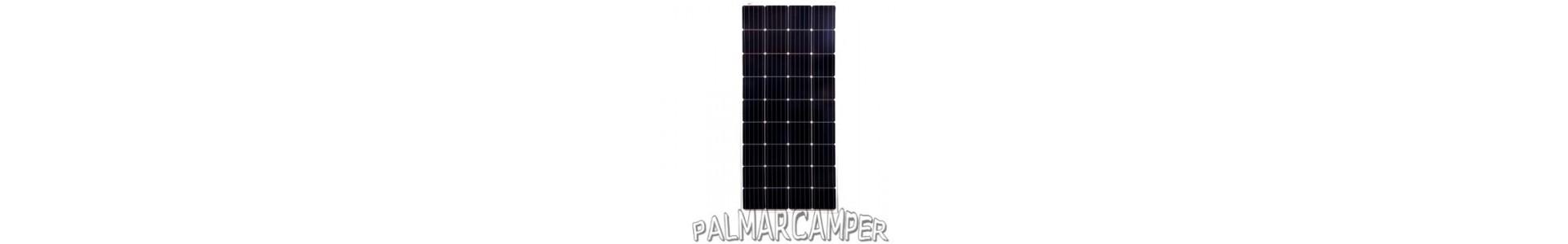 Placas solares para tu furgoneta, autocaravana...